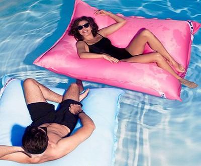 piscina galleggiante
