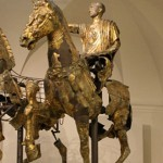 pergola museo bronzi dorati