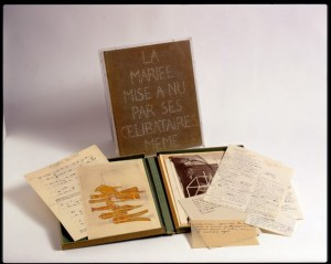Marcel Duchamp, Boite verte1