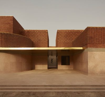 marrakech yves saint laurent museo