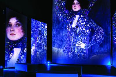 13. Klimt Experience_donna