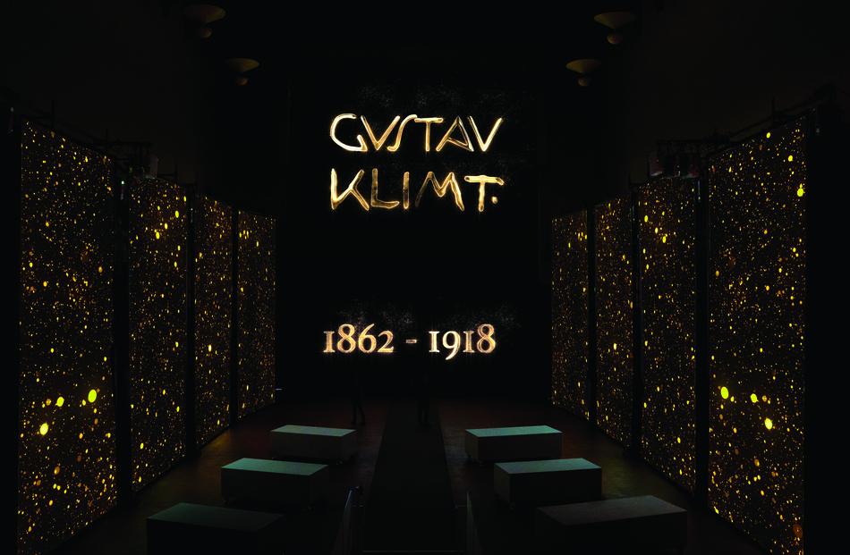 Klimt Experience_gustav klimt