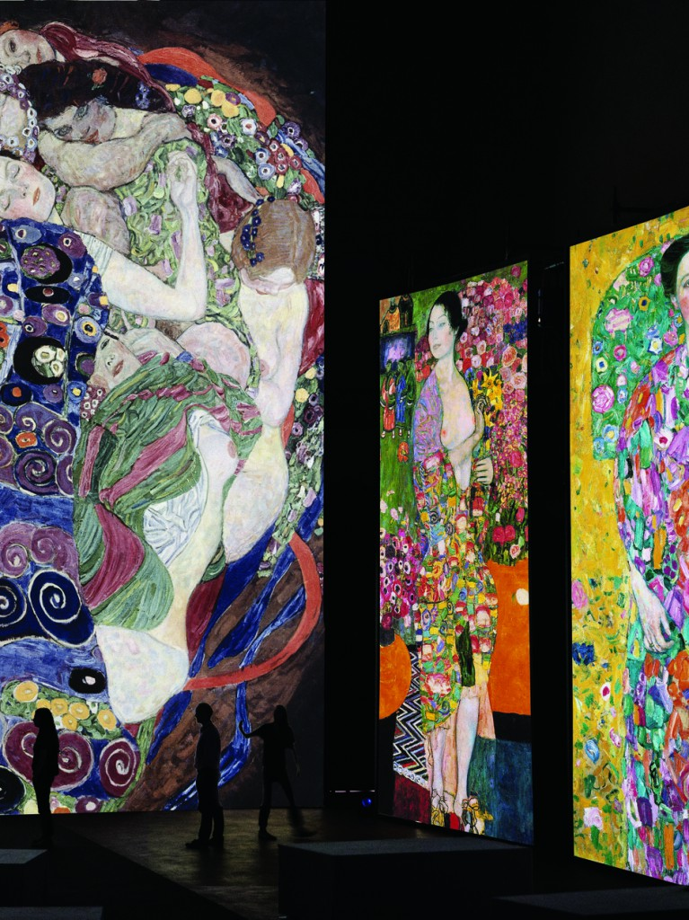20. Klimt Experience_stile fiorito