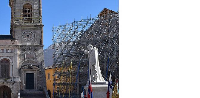 basilica san benedetto norcia
