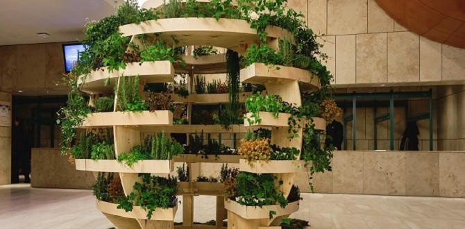 Growroom L Orto Sfera Da Salotto Targato Ikea To Arch Magazine