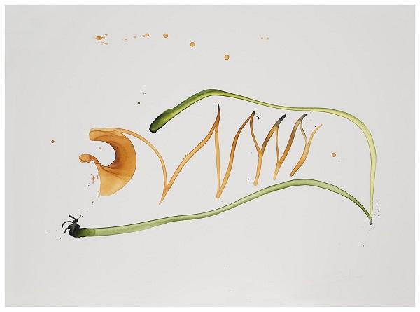 BATO_Shere Khan_tecnica mista sulla tela_110 x 150 cm