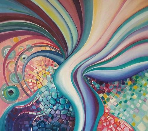 Flussi di energia sottile di Jolanda Ciliberti