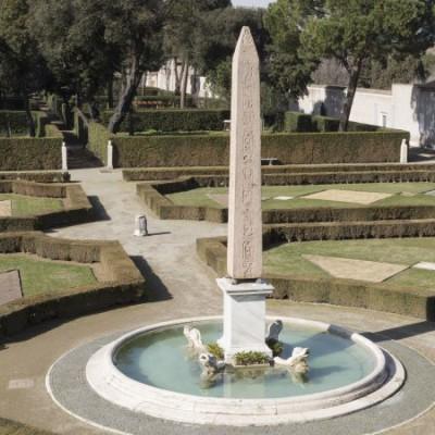 villa medici giardini
