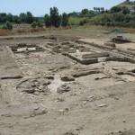 kaulon parco archeologico monasterace paesaggio