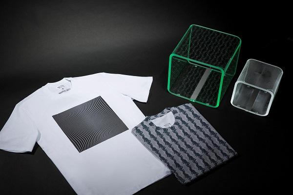 VESTA Solid by KARIM RASHID e T shirt Manuel Ritz