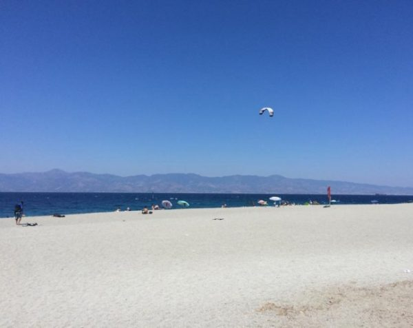 Spiaggia di Punta Pellaro