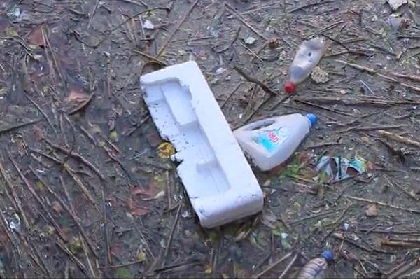 isola plastica garbage oceani