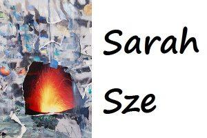 Sarah Sze gagosian roma