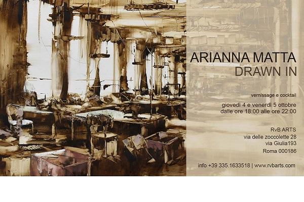 arianna matta drawn in