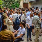 towant architects party 2018 roma