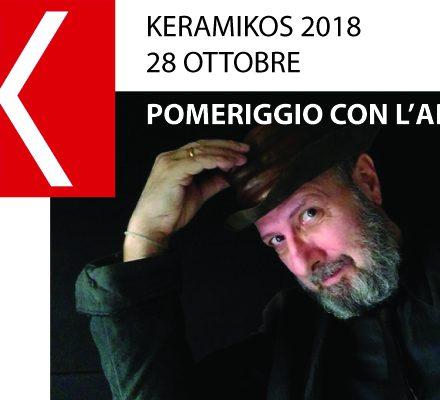 POMERIGGIO ARTE KERAMIKOS AUDITORIUM VALLE FAUL VITERBO