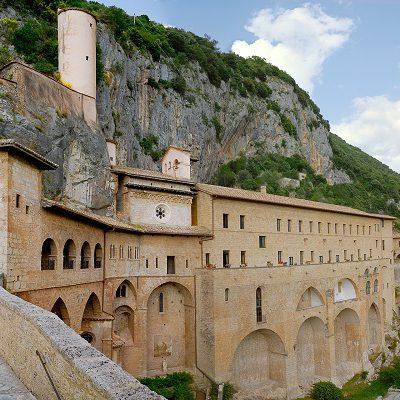 suiaco san benedetto santa scolastica monastero