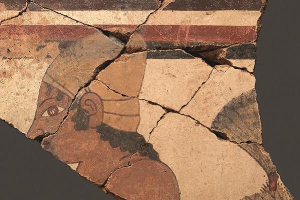 terracotta pittura cerveteri santa severa etrusco