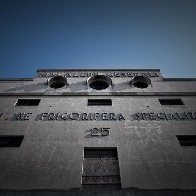 MAURIZIOMARCATO PALEOINDUSTRIA VERONA