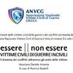 Giornata Nazionale delle vittime civili delle guerre e dei conflitti nel mondo essere vittime incivili