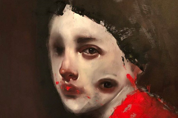 RvB-Arts_Giuliano-Macca_Cuore-di-cristallo_olio-su-tela_80-x-60-cm