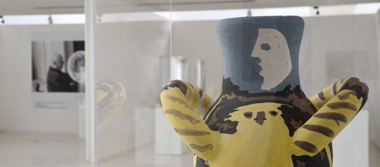 picasso faenza la sfida della ceramica